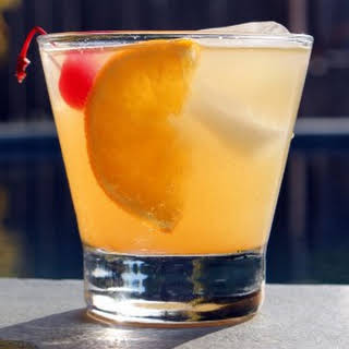 Sparkling Rum Punch (for a few).