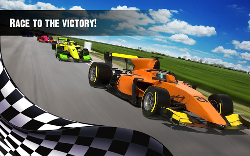 Code Triche Formula Racing Car Turbo Real Driving Jeux de cou APK MOD screenshots 4