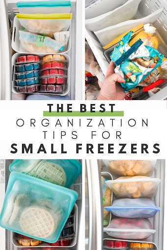 The Best Organization Tips for Small Freezers