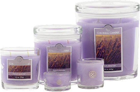 Colonial Candle - French Lavender