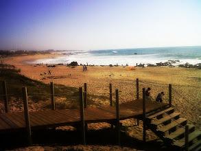 Photo: Praia da Madalena (foto de Crisa Peres)