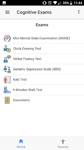 Cognitive Exams screenshots 2