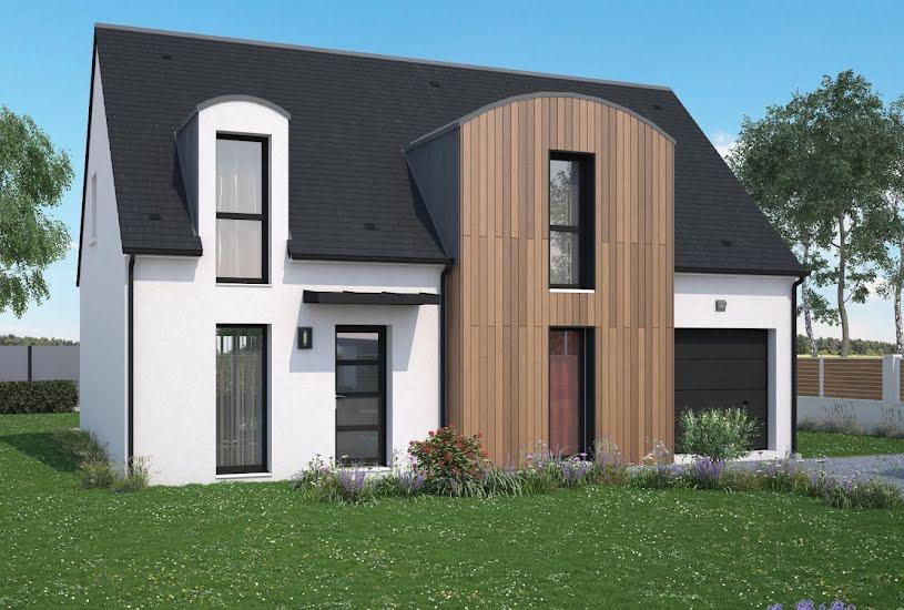 Vente Terrain + Maison - Terrain : 1200m² - Maison : 120m² à Candé (49440)