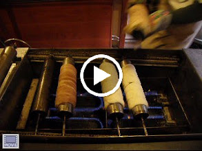 Video: Making Tredlnik pastry