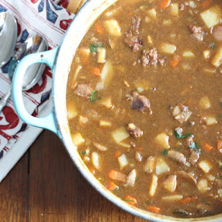 Hearty Beef Stew with Beer