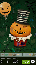 Hidden Object Halloween - Pumpkin Party APK screenshot thumbnail 5
