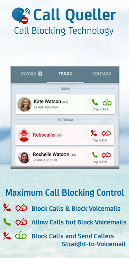 YouVOXX Voicemail, Call Blocker screenshot 4