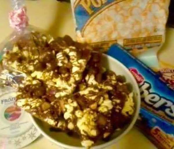 Movie Theater Bark Recipe