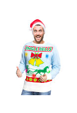 Jultröja, jingle bells