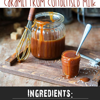 How to Make Instant Pot Caramel From Condensed Milk Recipe