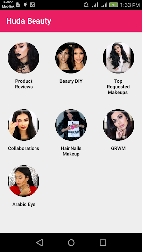 免費下載遊戲APP|The Huda Beauty Makeup Videos app開箱文|APP開箱王