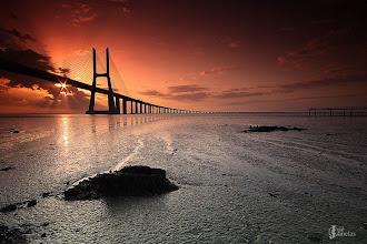 Photo: Ponte Vasco da Gama