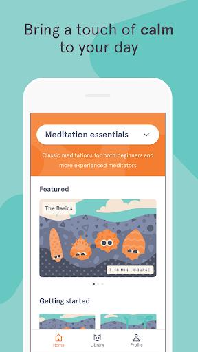 Headspace: Meditation & Mindfulness 3.9.1 screenshots 4