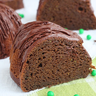 Chocolate Avocado Cake