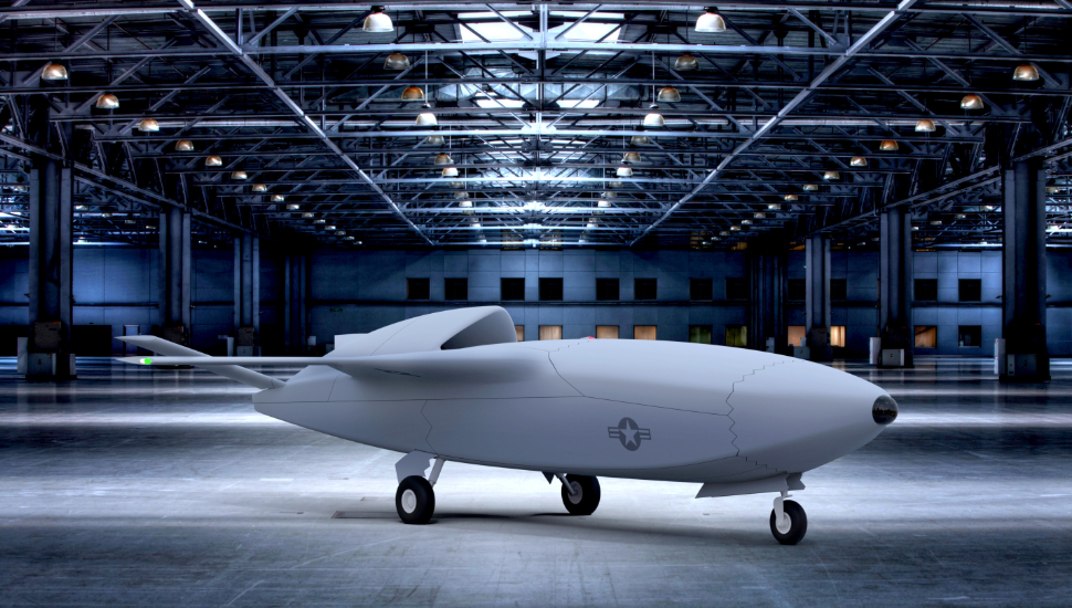 AI controlled drone