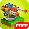 Tower Defence : Pixel Field 3D icon