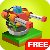 Tower Defence : Pixel Field 3D