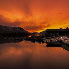 by John Aavitsland - Transportation Boats