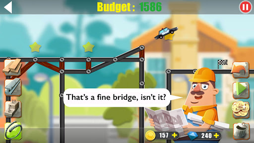 Elite Bridge Builder- Mobile Fun Construction Game - screenshot