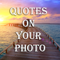 Quotes On Your Photo icon