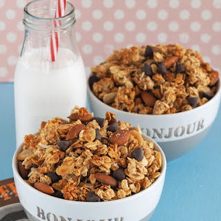 Almond Joy Cookie Granola
