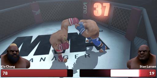 MMA Manager 0.6.14 screenshots 1