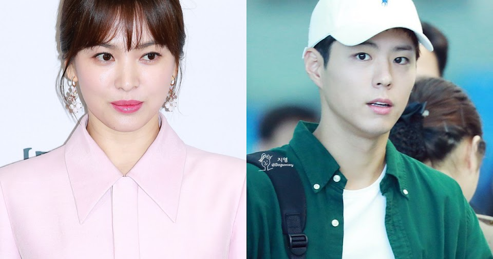 park bo gum song hye kyo boyfriend drama