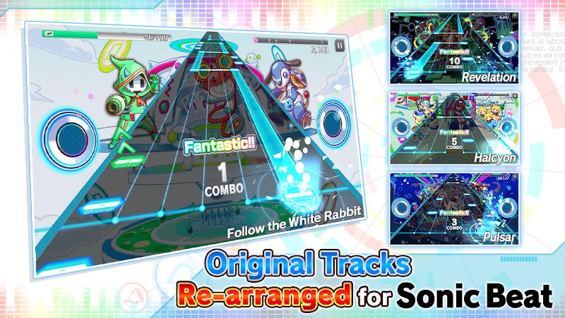 Sonic Beat feat. Crash Fever Screenshot 4