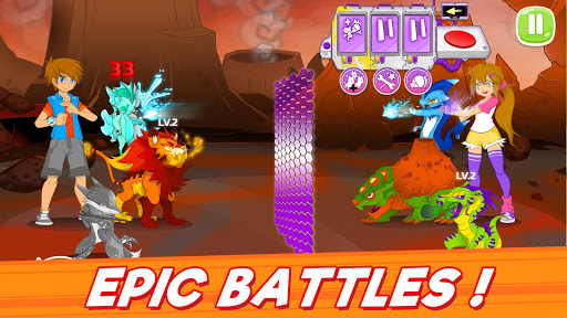 Animalon: Epic Monsters Battle for Google TV