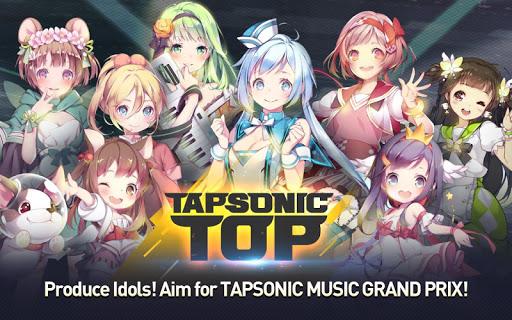 TAPSONIC TOP - Music Grand prix 1.23.5 screenshots 13