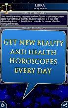 Horoscope of Health and Beauty - Daily and Free screenshot thumbnail