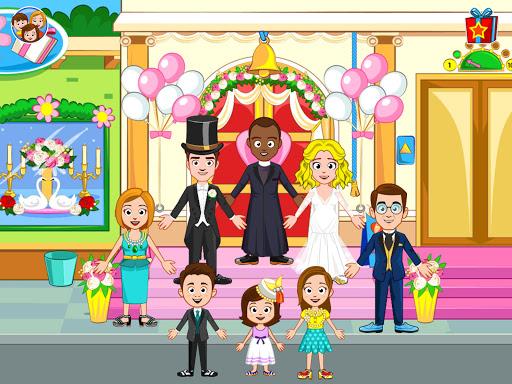 My Town : Wedding Bride Game for Girls apkdebit screenshots 12