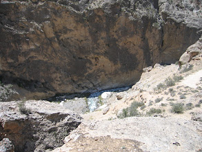 Photo: Tegermach canyon