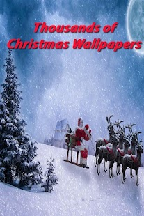 Christmas Live Wallpaper & Text on Photos - náhled