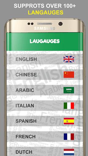 Speak and Translate App - Voice Translator 2020 screenshots 2