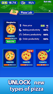 Idle Pizza Tycoon 5