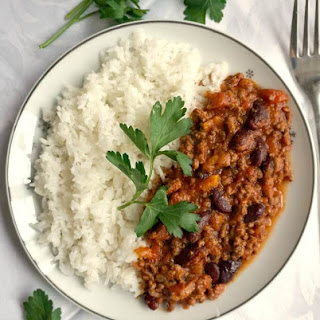 Best Homemade Chili With Beans.