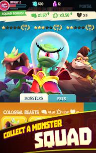 I Am Monster: Idle Destruction  2