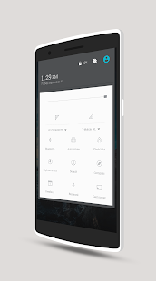 Paradox - CM12.1 Theme Screenshot