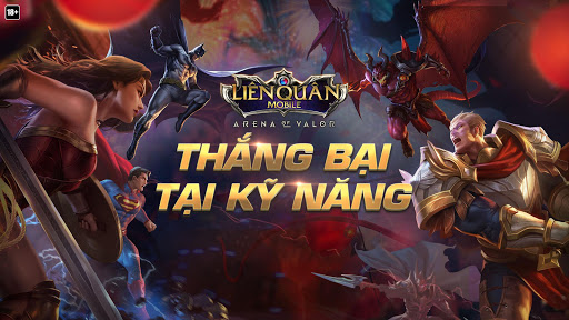 Garena Liu00ean Quu00e2n Mobile 1.20.1.1 screenshots 1