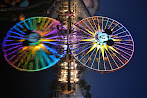 Photo: Mickey's Fun Wheel @ Paradise Pier