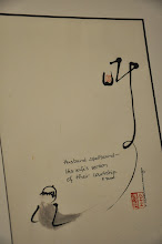Photo: Yet another one of Francine Porad's poems in a haiga: 
