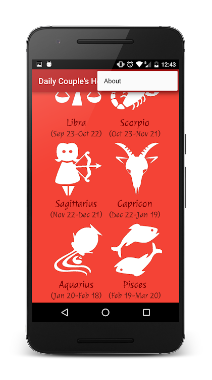 Daily Love Horoscope – (Android Applications) — AppAgg