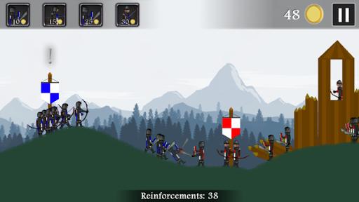 Knights of Europe  captures d'écran 2