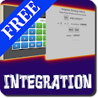 Math Integration icon