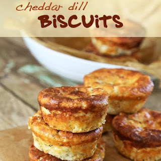 The Primal Low-Carb Kitchen (Cheddar Dill Biscuits)