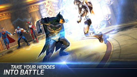 DC Legends Cho Android