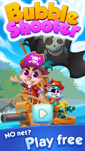 Pirates Bubble Rescue 1.4.0 screenshots 1