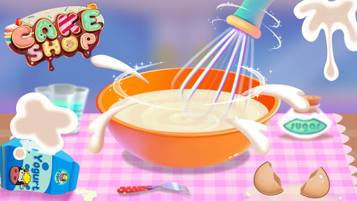 Cake Shop - Kids Cooking 2.0.3122 screenshots 4