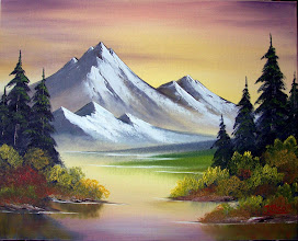 """Photo: 2401 Gray Mountain. Oil on canvas. Frame: no. Price: 16"""" x 20"""" $249.00"""